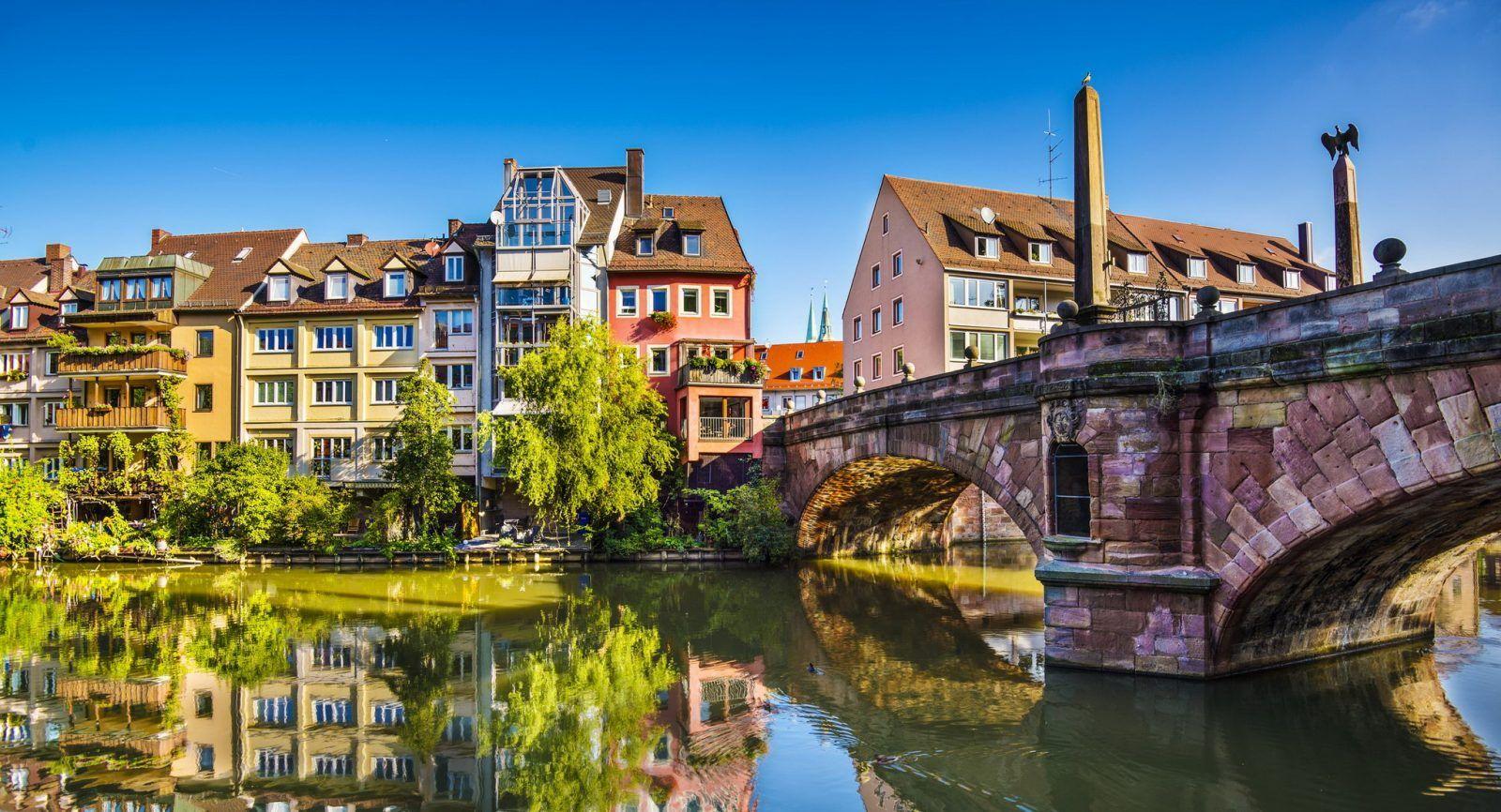 Нюрнберг, Бавария