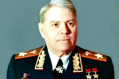 Маршал Советского Союза А.М. Василевский