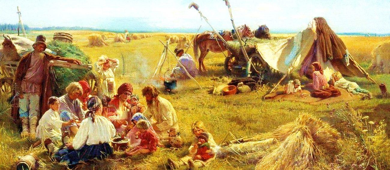 Сельская Украина