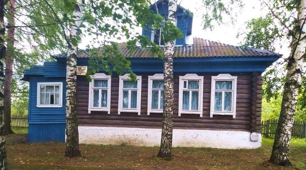 Сенатинформ: Деревня Вахутки. Дом-музей маршала Василевского