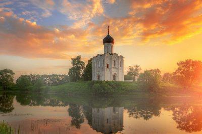 Утро в России